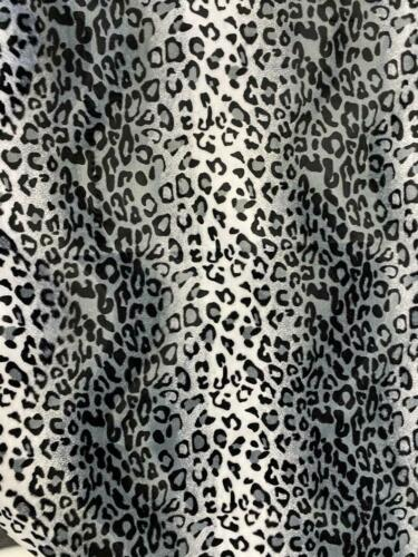 Craft Supply Velboa Faux Fur Animal Short Pile Fabric Chair Cover DIY Giraffe Upholstery Sold by the Yard FabricLA