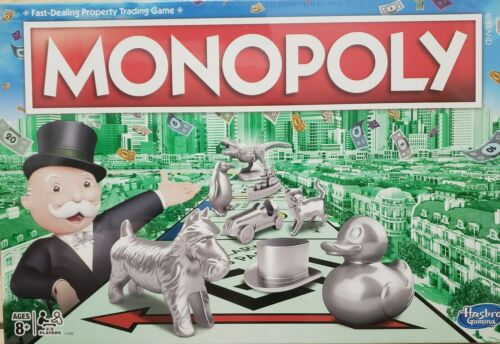 Years Monopoly New Token Lineup New  8