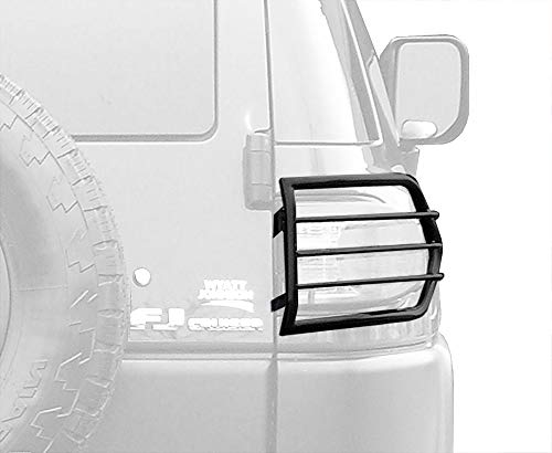 Mounting Hardware /& Instruction Included MAXMATE Premium Custom Fit 05-14 Nissan Xterra 2pcs Black Taillight Covers Tail Light Guards