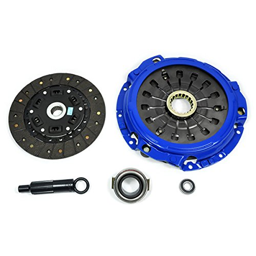 EFTR STAGE 4 HD CLUTCH KIT /& SLAVE CYL /& FLYWHEEL FOR 05-10 FORD MUSTANG GT 4.6L 281
