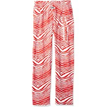 Zubaz Officially Licensed NCAA Mens Zebra Pants Multi Color Sizes Small to XX-Large